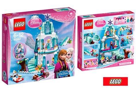 Lego 41062 Frozen 161 chollo lego castillo frozen 41062 disney barato 34 99 euros