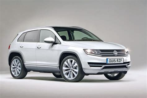 volkswagen tiguan 2015 release date chunky look for new vw tiguan 2015 pictures auto express