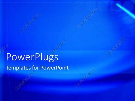 Powerpoint Template A Plain Dark Blue Colored Background With Wave Lines 162 Plain Powerpoint Templates