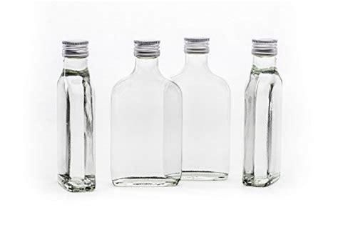 Leere Glasflaschen Ikea by 12 Leere Glasflaschen 200 Ml Mit Schraubverschluss Tasc 0