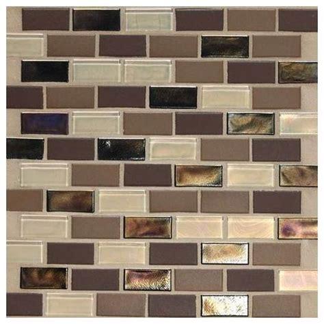 1 x 2 brick joint floor tile coastal keystones tile treasure island 2 quot x 1 quot brick joint