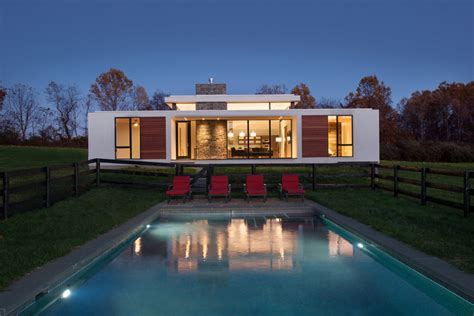 modern home design virginia contemporary house design exle for weekend cottage in