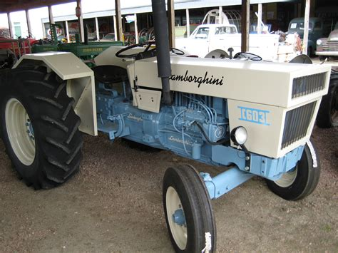first lamborghini tractor lamborghini first started out making tractors but