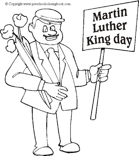martin luther king jr coloring pages for kindergarten free coloring pages of kindergarten martin luther king jr