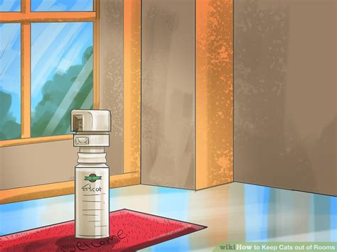 keep cat out of room how to keep cats out of rooms 12 steps with pictures wikihow