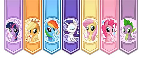 Flag Banner Pony pony banners non rarity 16 9 by mysticalpha on deviantart