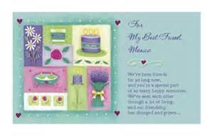 for my best friend greeting card happy birthday printable card american greetings