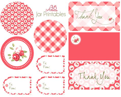 printable gift jar tags free printables and jar gift idea the 36th avenue