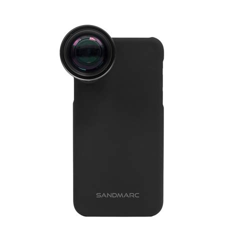 iphone xs telephoto zoom lens sandmarc