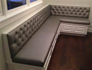 Modern Benches Indoor Custom Banquette Seating