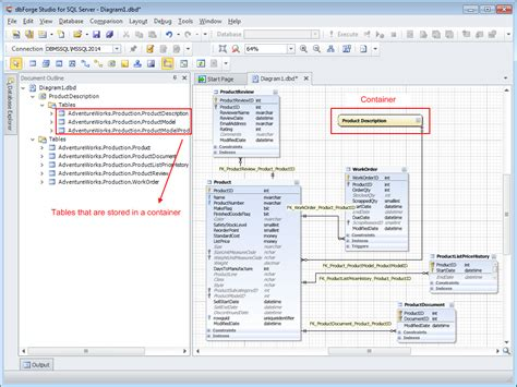 database diagram tool database diagram tool for sql server