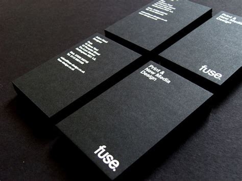 fuse designs 65 minimalist vertical business card designs