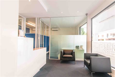 airey real estate office fitout corporate living