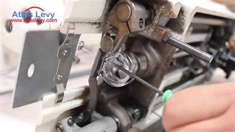 94xl037 Timing Belt Mesin Jahit how to fix he hook timing on an industrial sewing machine