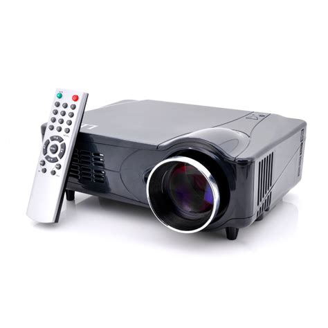 led home theater projector hdmi vga av yprpb ebay
