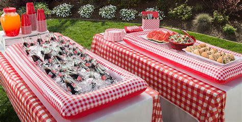 picnic theme picnic themed supplies city