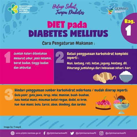 diet  diabetes mellitus  pengaturan makanan
