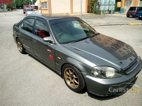 1996 Honda Civic Sedan by Honda Civic 1996 2 0 In Terengganu Manual Sedan Grey For