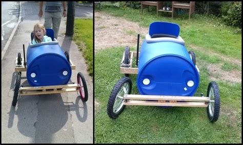 Kitchen Design Competition plastic barrel soap box derby cart diy projects for