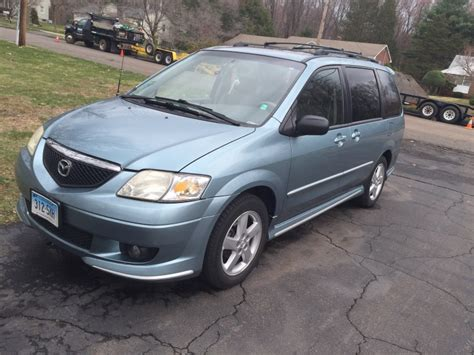 mazda 2005 mpv mazda mpv minivan mpv 2003 2005 reviews technical