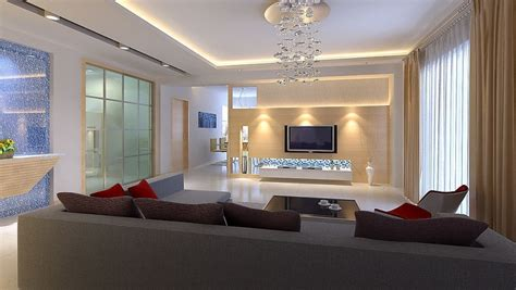 lighting a living room living room lighting rendering in 3d 3d house free 3d house pictures and wallpaper