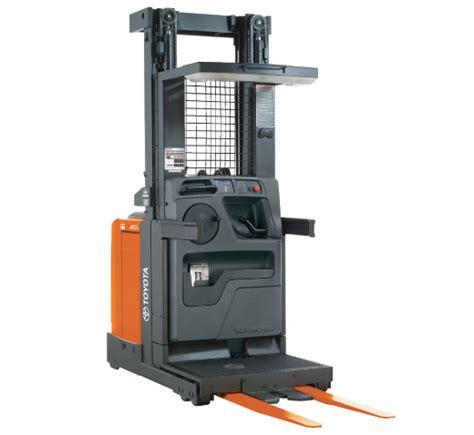 raymond 174 5000 series order picker forklift toyota material handling australia s leading