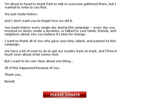 Lettre De Remerciement B N Vole la lettre de remerciement de barack obama