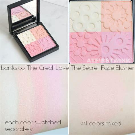 Banila Co Blush Cheek Brush review banila co the great the secret blusher