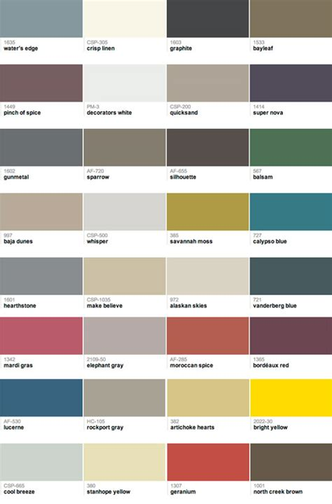 our whole house color palette young house love our 32 favorite paint colors this year young house love
