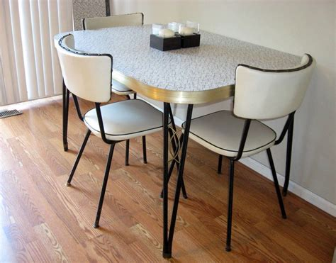 Stylish Dining Table Mix A Mid Century Modern Dining Table And Chairs Rs Floral Design