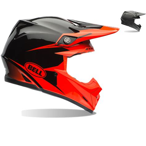 Bell Moto 9 Intake Motocross Helmet Bell Ghostbikes Com