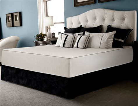 select comfort king size mattress select luxury reversible comfort firm 10 inch king size