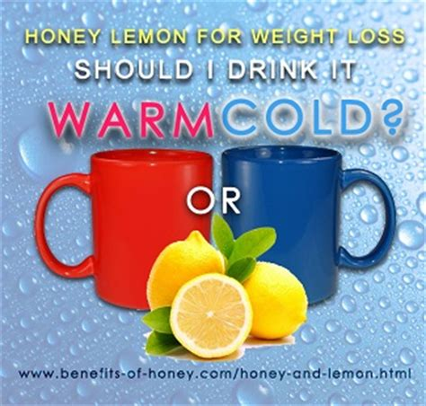 Lemon Water Detox Warm Or Cold by 4 Reasons Why Honey And Lemon Make A Great Drink Weight