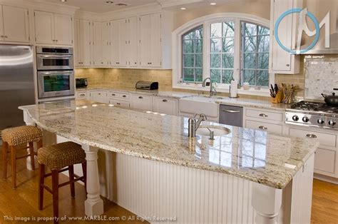 Colonial Granite With White Cabinets by Colonial Granite White Kitchen Ideas