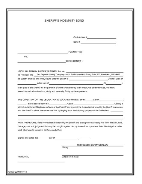 indemnity penn working papers