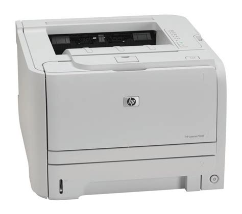 Printer Hp Toner hp laserjet p2035 monochrome laser printer 05a black toner cartridge deals pc world