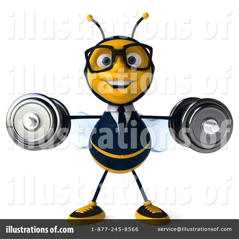 bee business bee business bee clipart 1307105 illustration by julos