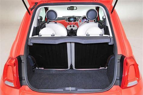 Fiat 500 Capacity Fiat 500 Faces Stiff Competition From Skoda S Citigo In