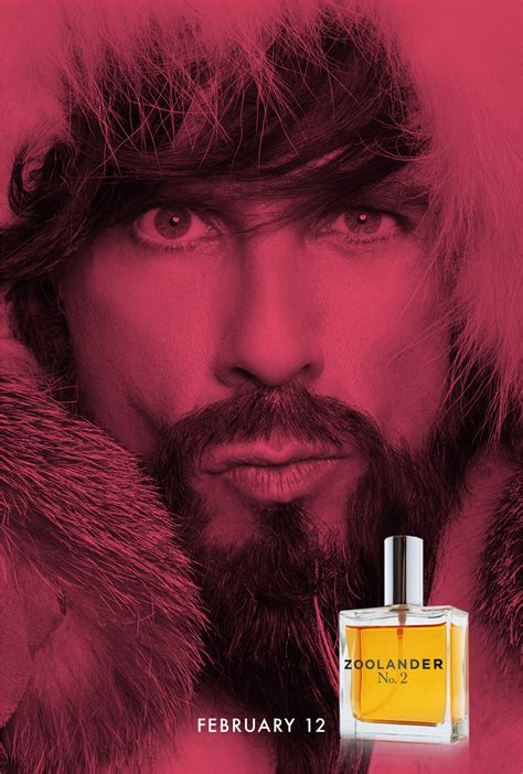 best of zoolander zoolander 2 promo posters the scent of no 2