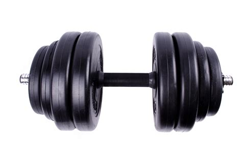 Dumbel Barbel dumbbell free stock photo domain pictures