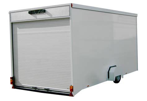 Motorrad Mobile Garage by Mobile Garage Vemus