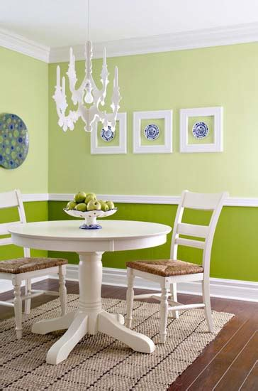 dining room with apple green walls and beautiful curtains white decorating ideas white picture frames for bright