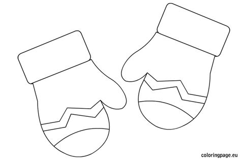 Coloring Pages Surprising Mitten Coloring Page Mittens The Mitten Coloring Page