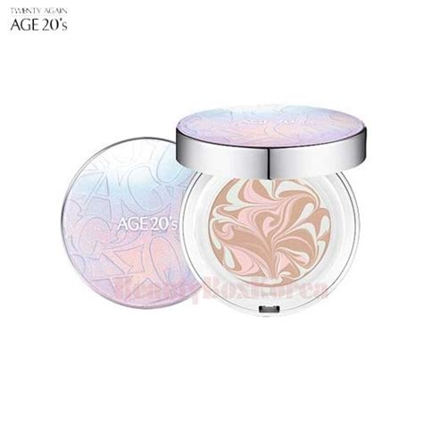 Age 20 S White Ori Korea box korea age 20 s essence cover pact season 8 vx edition 12 5g 2ea best price and