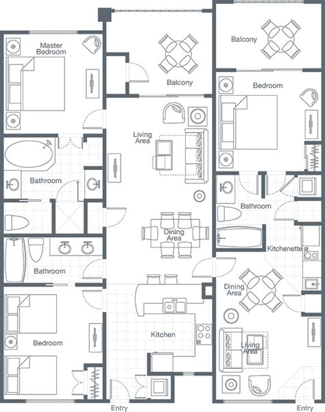 sheraton vistana villages floor plan sheraton vistana resort floor plans vistana home plans ideas picture