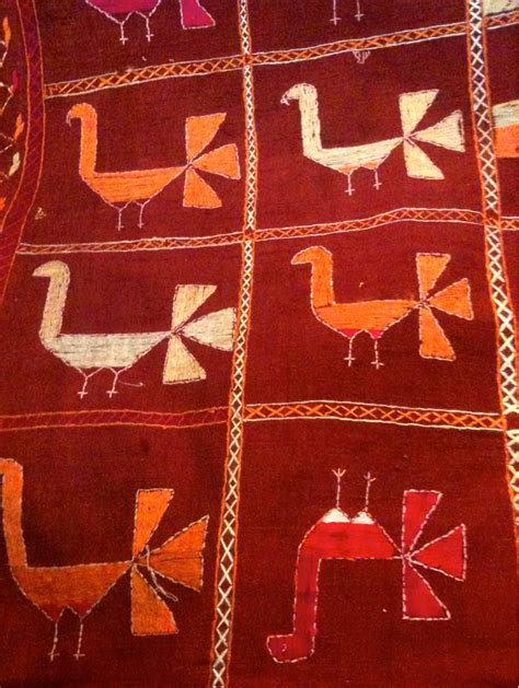 Tribal Rugs Uk Phulkari Embroidery Maud Interiors
