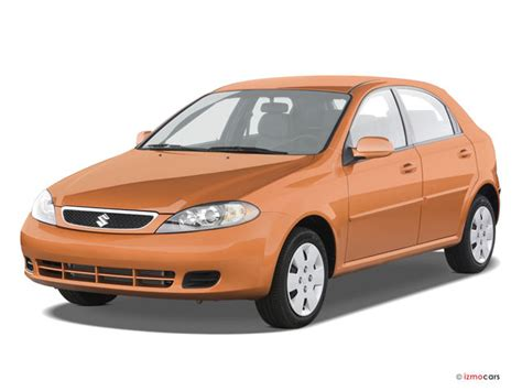 2007 Suzuki Cars 2007 Suzuki Reno Prices Reviews And Pictures U S News