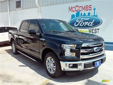 2015 tuxedo black metallic ford f150 lariat supercrew 106810851 gtcarlot car color