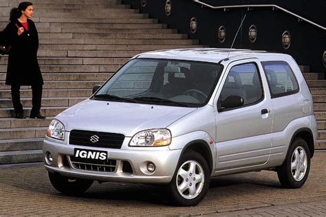 Suzuki 1 3 Gl 2003 Suzuki Ignis 1 3 Related Infomation Specifications