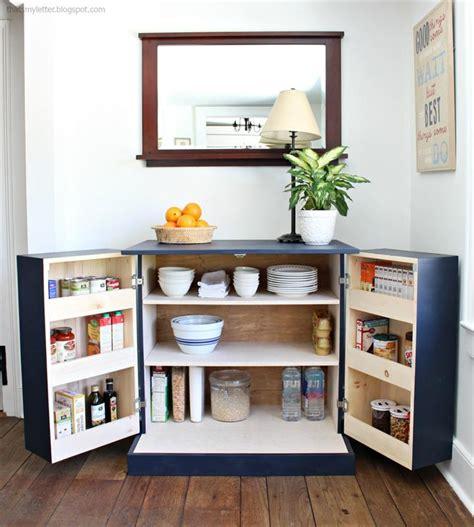 kitchen pantry cabinet buildsomethingcom